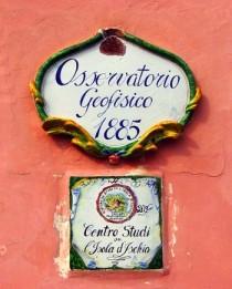 L'osservatorio geofisico di Casamicciola