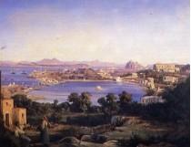 """Francesco Mancini """"cattura"""" la nascita del porto di Ischia"""