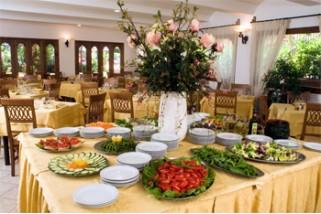 Family Spa Hotel Le Canne: Ristorante