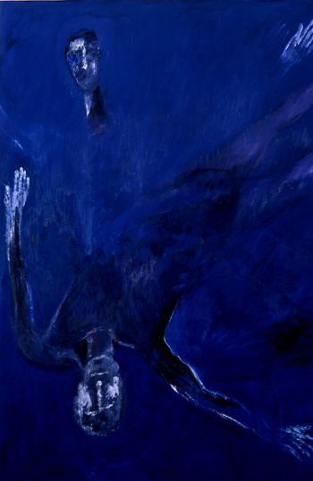 L'artista del Castello Aragonese: Gabriele Mattera