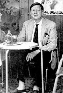 Un grande poeta di stanza a Forio: l'amore di Auden in una poesia su Ischia