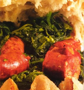 Il piacere della carne passa anche per la tavola ischitana... la grande maialata.