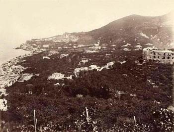 L'isola di Ischia nell'Ottocento nelle foto di Giorgio Sommer