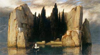 Visitatori illustri: Böcklin scrive alla moglie da Ischia