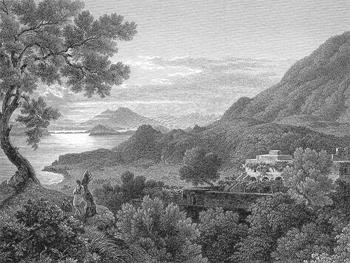La vita ad Ischia nell'800. Memorie di Kaden Woldemar