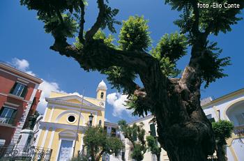 Le chiese del comune di Barano