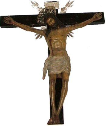 La leggenda di fondazione del culto del Crocifisso del Soccorso