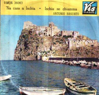"""Le cento canzoni dedicate all'isola verde. Quando Totò scriveva """" Ischia paravis e' gioventù..."""""""