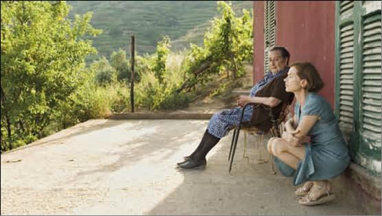 """Villa Amalia"" film ambientato ad Ischia con Isabelle Huppert"