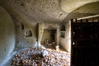 Architettura rurale: le case nella pietra dell'isola di Ischia