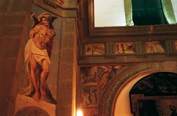 La chiesa di San Carlo al Cierco a Forio