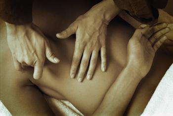 Guarire con le mani, il massaggio connettivale