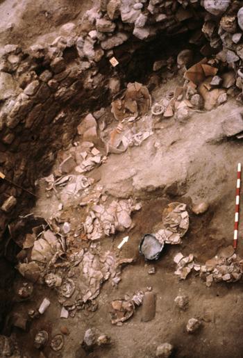 A Punta Chiarito un villaggio archeologico. Tracce di vita minuta di un lontano passato