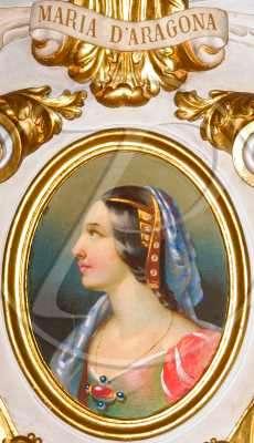 I soggiorni ad Ischia di Maria D'Aragona