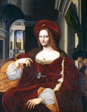 Giovanna D'Aragona soggiorna lungo tempo sul Castello Aragonese di Ischia