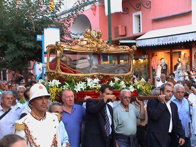 Un santo ischitano: San Giovan Giuseppe della Croce
